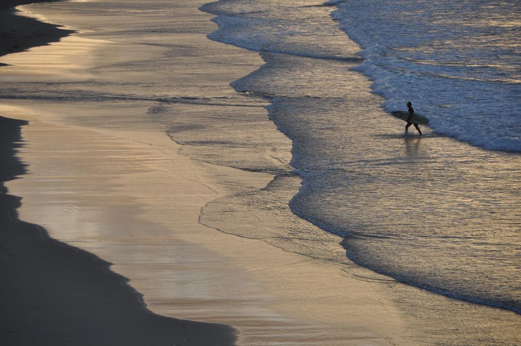 Barreiros. Praia de Lóngara