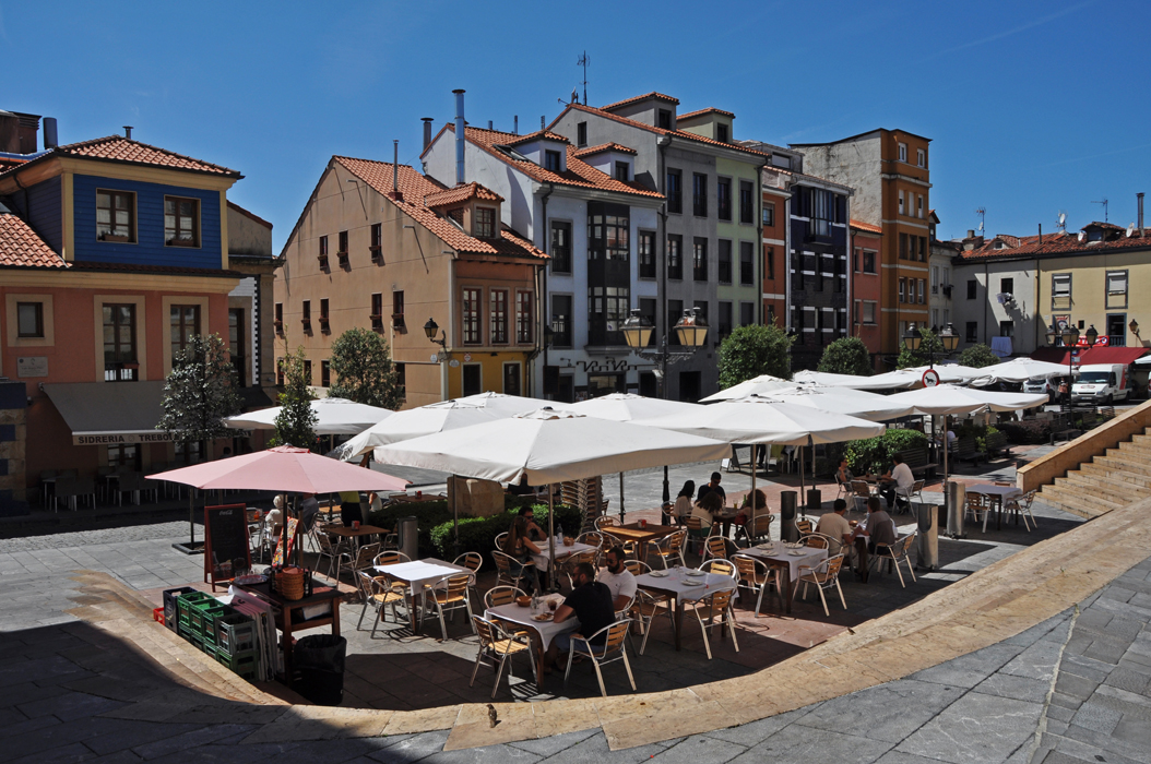 Gijón. Plaza Periodista Arturo Arias DSC_0113 P