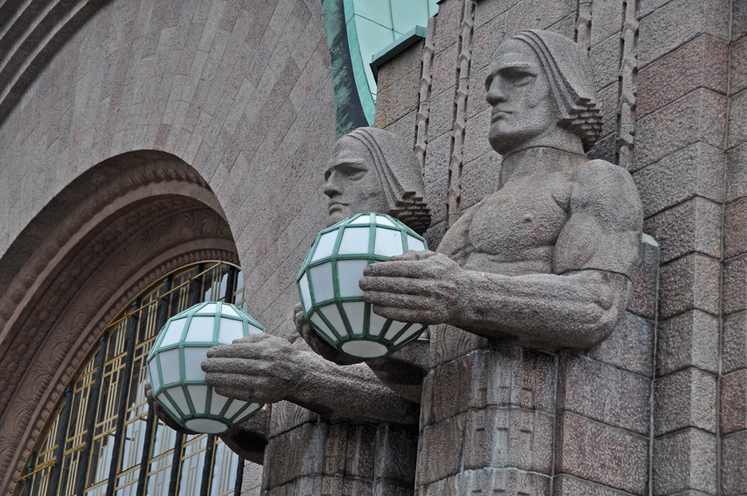 Helsinki. Central Railways Station DSC_1292 P
