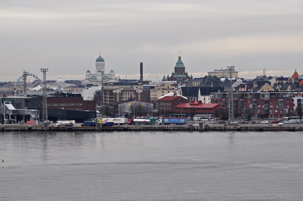 Helsinki. Skyline DSC_1189  P