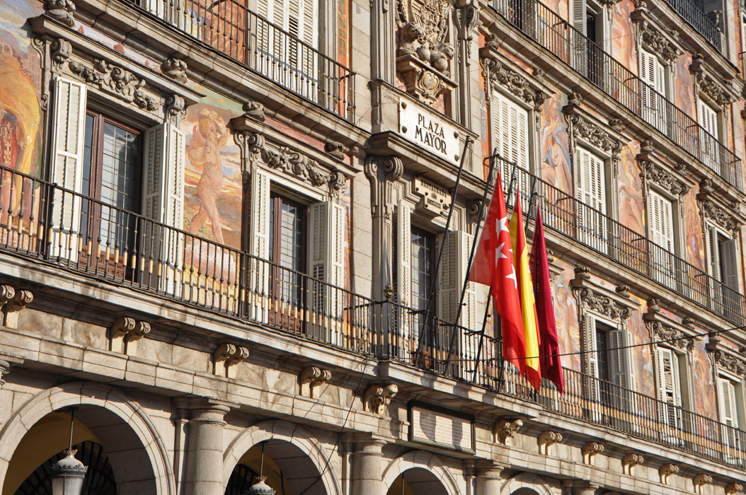 Madrid. Plaza Mayor DSC_0034 P