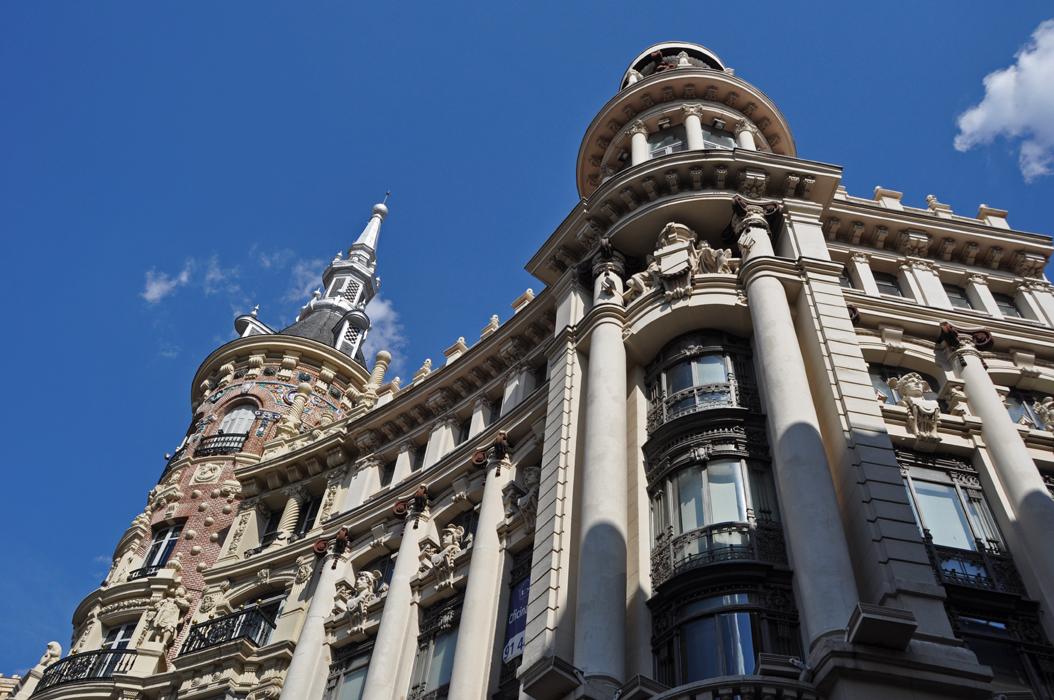 Madrid. Plaza de Canalejas. Casa de Allende P DSC_0013