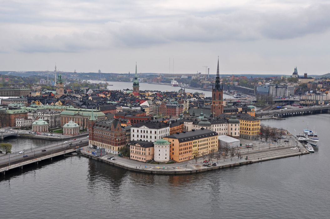 Stockholm. Gamla Stan from the City Hall Tower DSC_0081 P