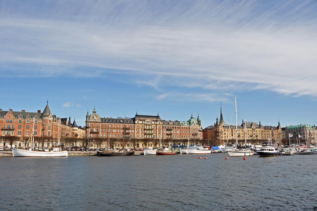 Stockholm. Strandvägen DSC_0950 P