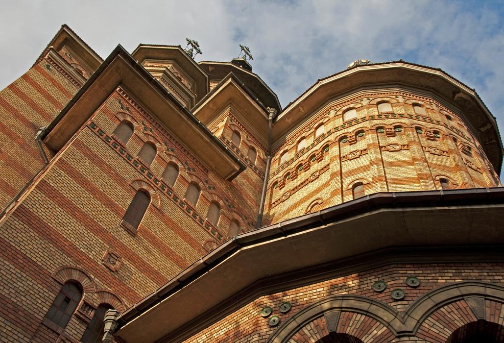 Timişoara. Romanian Orthodox Cathedral P