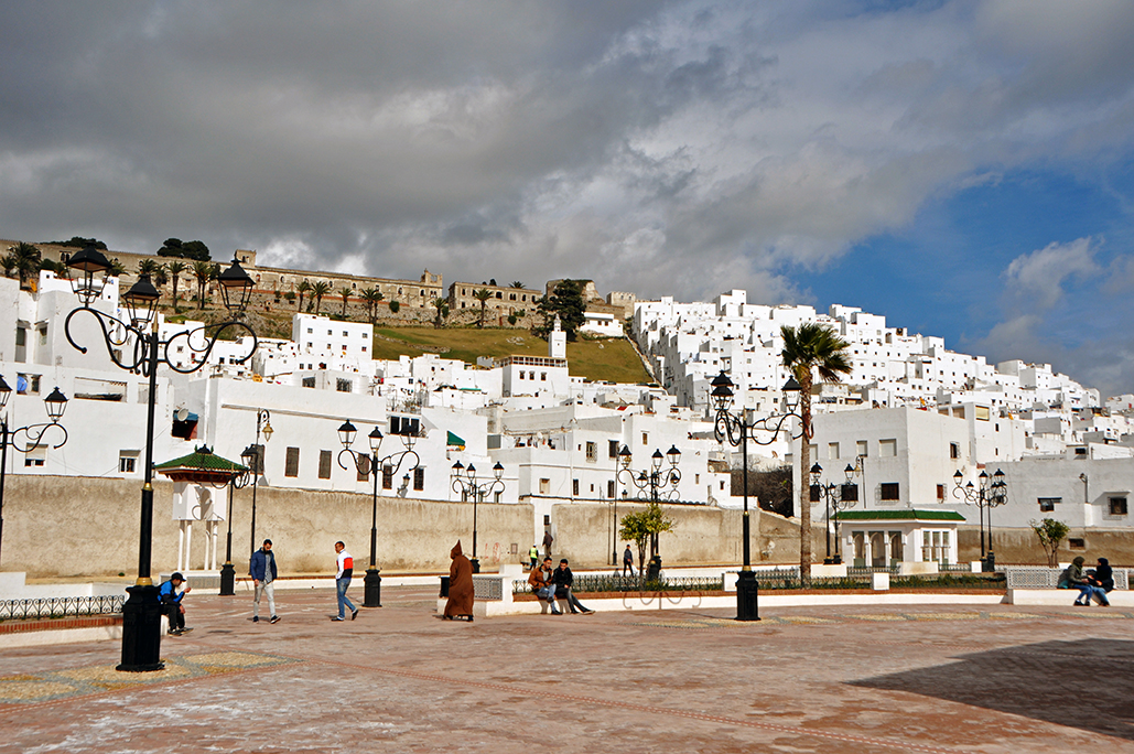 Tétouan. The old medina DSC_0842 P