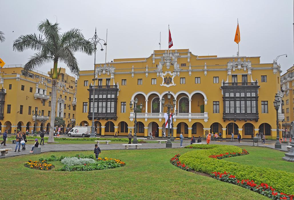 Lima. Plaza de Armas 3 P DSC_0085