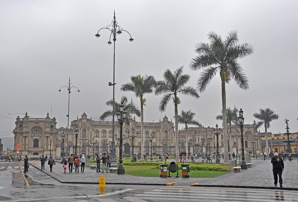 Lima. Plaza de Armas 5 P DSC_0072
