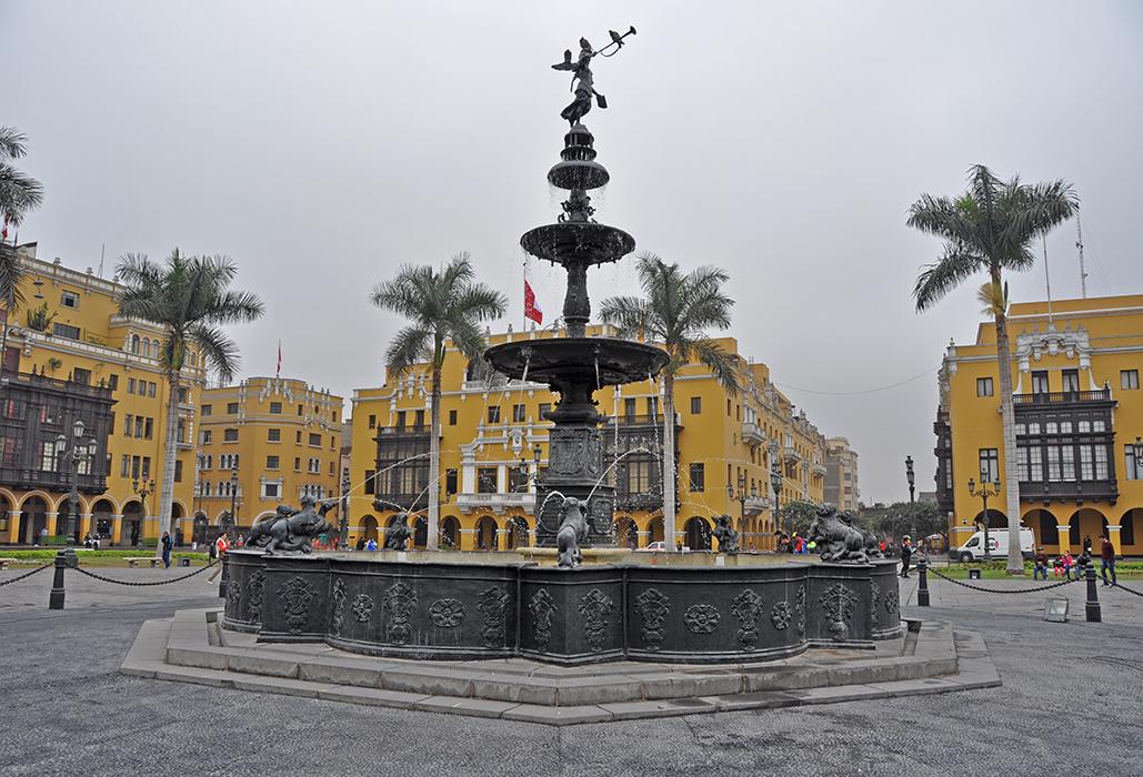Lima. Plaza de Armas 6 P DSC_0082